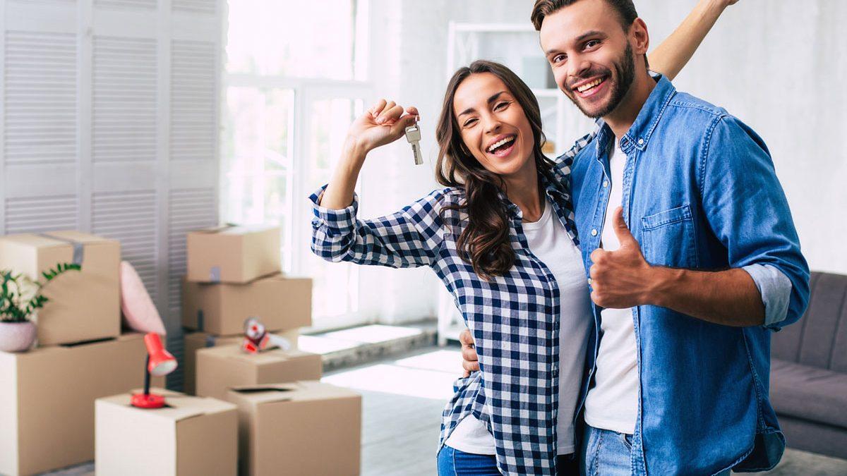 zadowoleni klienci po zakupie domu w uk